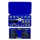 Irwin Hanson 24606 41-Piece Machine Screw/SAE Tap and Hex Die Set