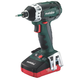 Metabo 602196620 18V Cordless Lithium-Ion 1/4 in. Hex Impact Driver