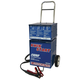 Associated Equipment 6127 Roll-Around Jump Starting Unit for Group 24 Batteries