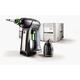 Festool 564619 18V 5.2 Ah Cordless Lithium-Ion Pistol Grip Drill Driver (Bare Tool)