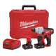 Factory Reconditioned Milwaukee 2412-82XC M12 12V Cordless Lithium-Ion 1/2 in. SDS Plus Rotary Hammer Kit with 2 XC Batteries