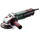 Metabo 600476420 13.5 Amp 5 in. Angle Grinder with TC Electronics and Non-Locking Paddle Switch