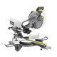 Factory Reconditioned Ryobi ZRTSS102L 13 Amp 10 in. Sliding Compound Miter Saw with Exactline Laser