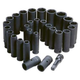 ATD 4901 29-Piece 1/2 in. Drive SAE/Metric Deep Impact Socket Set