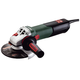 Metabo 600464420 13.5 Amp 6 in. Angle Grinder with TC Electronics and Lock-On Sliding Switch