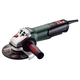 Metabo 600507420 14.5 Amp 6 in. Angle Grinder with TC Electronics and Non-Locking Paddle Switch