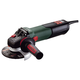 Metabo 600572420 13.5 Amp 5 in. Angle Grinder with VTC Electronics and Lock-On Slide Switch