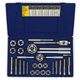 Irwin Hanson 97094 25-Piece Fractional Tap & Hex Die Set