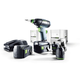 Festool 564575 18V 5.2 Ah Cordless Lithium-Ion Drill Driver and Attachments Kit