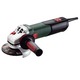 Metabo 600468420 13.5 Amp 5 in. Angle Grinder with VC Electronics and Lock-On Slide Switch