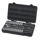 GearWrench 80551 57-Piece SAE/Metric 3/8 in. Drive 12 Point Socket and Wrench Set
