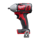 Factory Reconditioned Milwaukee 2658-80 M18 18V Cordless Lithium-Ion 3/8 in. Impact Wrench with Friction Ring (Bare Tool)