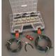 SUR&R Auto KP1200 Fuel Line Replacement Kit