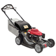 Honda 660250 187cc Gas 21 in. 4-in-1 Versamow System Lawn Mower with Clip Director and MicroCut Blades
