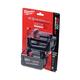 Milwaukee 48-11-1852 M18 REDLITHIUM XC 18V 5.0 Ah Extended Capacity Battery (2-Pack)