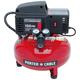 Factory Reconditioned Porter-Cable PCFP02003R 135 PSI 3.5 Gallon Oil-Free Pancake Compressor