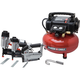 Factory Reconditioned Porter-Cable PCFP12234R 3-Tool Finish Nailer and Brad Nailer Combo Kit