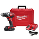 Milwaukee 2606-21CT M18 18V Cordless Lithium-Ion Compact 1/2 in. Drill Driver
