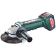Metabo 613073520 18V 5.2 Ah Cordless Lithium-Ion 6 in. Non-Locking Angle Grinder Kit