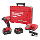 Factory Reconditioned Milwaukee 2753-82 FUEL M18 18V 5.0 Ah Cordless Lithium-Ion 1/4 in. Hex Impact Driver Kit