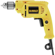 Dewalt DWE1014 7.0 Amp 3/8 in. 0 - 2,800 RPM Variable Speed Drill