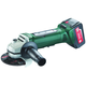 Metabo 613071520 18V 5.2 Ah Cordless Lithium-Ion 4-1/2 in. Non-Locking Angle Grinder Kit