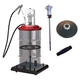 ATD 5217 Air Operated High-Pressure Grease Pump for 120 lbs. Drums