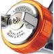Iwata 93548700 LPH400-LVX Extreme Air Spray Gun Cap (Orange)