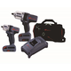 Ingersoll Rand IQV20-201 20V Cordless Lithium-Ion 2-Piece Impact Wrench Combo Kit