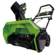 Greenworks 2601102 DigiPro GMAX 40V 20 in. Cordless Lithium-Ion Snow Thrower (Bare Tool)