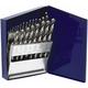 Irwin Hanson 63221 21 Pc. Cobalt High Speed Steel Drill Bit Set