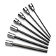 SK Hand Tool 19751 7-Piece 3/8 in. Drive SAE Long Ball Hex Bit Socket Set