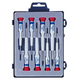 King Tony 32118MR 8-Piece Phillips/Slotted Precision Screwdriver Set