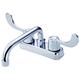 Danze D100353 Melrose 2-Handle Wristblade Handle Laundry Faucet (Chrome)