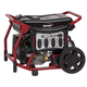 Powermate PM0148000 8,000 Watt Portable Generator with Electric Start