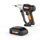 Worx WX176L 20V 1.5 Ah Cordless Lithium-Ion Switchdriver with Dual Chuck Technology