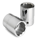 SK Hand Tool 47172 2-1/4 in. 3/4 in. Drive Standard 12-Point Chrome Socket