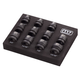 m7 Mighty Seven MA42011S 11-Piece 1/2 in. Drive SAE Stubby Impact Socket Set