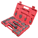 Sunex 3930 18-Piece Brake Caliper Tool Set