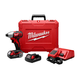 Milwaukee 2656-22CT M18 Lithium-Ion 1/4 in. Hex Compact Impact Driver Kit