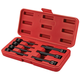 Sunex 3548 3/8 in. Drive 7 Piece Extended Length Metric Impact Hex Driver Set