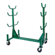 Greenlee 668 1,000 lb. Capacity Portable Pipe and Conduit Rack