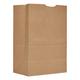 General Supply SK1657 1/6 57 Brown Paper Bag (500-Pack)