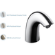 TOTO TEL105-D10ET-PN Ecopower Single Hole Bathroom Faucet (Polished Nickel)