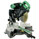 Factory Reconditioned Hitachi C12RSHR 12 in. Sliding Dual Compound Miter Saw with Laser Marker