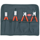 Knipex 1956 4-Piece Snap Ring Pliers Set with Forged Tips