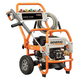 Generac 5993 3,100 PSI 2.8 GPM Pro Gas Pressure Washer