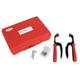 JET 650500 2-Piece Deburring Kit for Sheet Metal