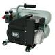 Factory Reconditioned Hitachi EC12 4 Gallon 1.5 HP Oil-Lubricated Twin Stack Air Compressor