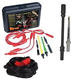 Power Probe PPHA100GS Gold Series Lead Set, Hook Extension Cable, and Penetrator Tungsten Tip
